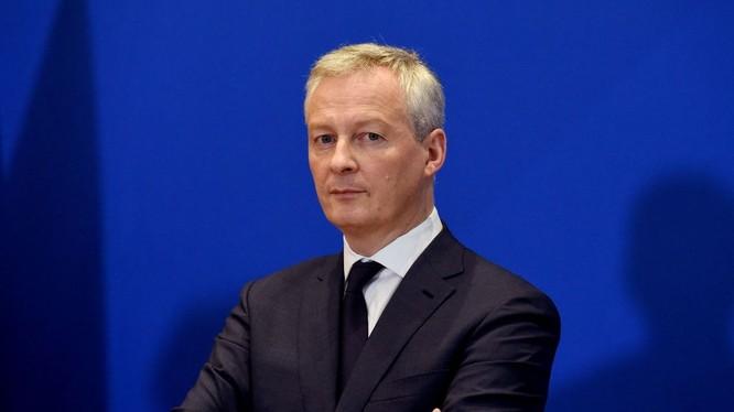 Bộ trưởng Tài chính Pháp – ông Bruno Le Maire. (Ảnh: Apple Insider)