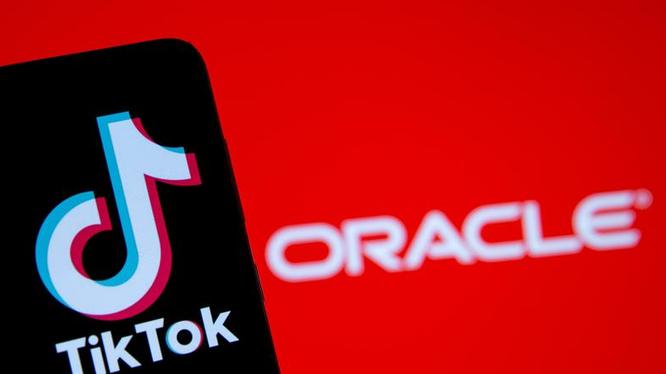 Oracle đạt thỏa thuận mua lại TikTok tại Mỹ (Ảnh: Reuters)