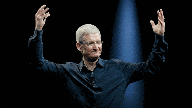 CEO Apple Tim Cook. (Ảnh: 9to5mac)