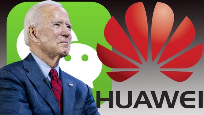Ông Joe Biden được cho là sẽ tiếp tục theo đuổi chính sách chống Trung Quốc, đặc biệt trong lĩnh vực công nghệ. (Ảnh: Nikkei Asian Review)