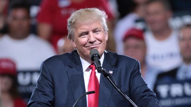 Truyền thông Mỹ vốn không có mấy thiện cảm với Tổng thống Trump. (Ảnh: MercatorNet)