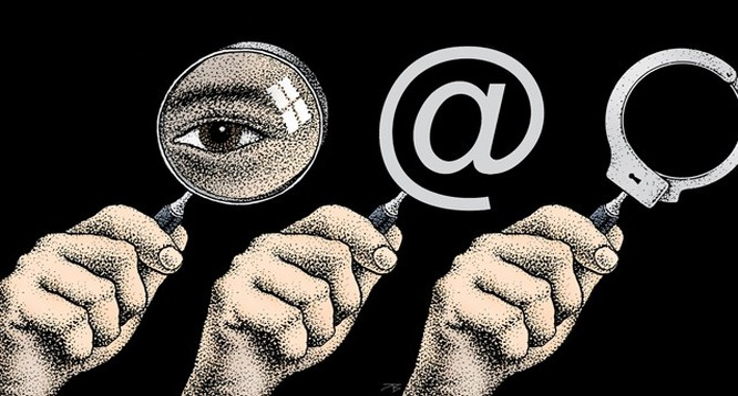"""Các """"ông lớn công nghệ"""" như Google, Facebook, Twitter đang thống trị không gian tin tức công cộng. (Ảnh: UNESCO)"""