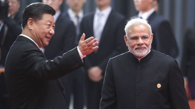 Mối quan hệ giữa Trung Quốc và Ấn Độ đã trở nên xấu đi kể từ sau cuộc đụng độ biên giới vào tháng 6/2020. (Ảnh: CNBC)