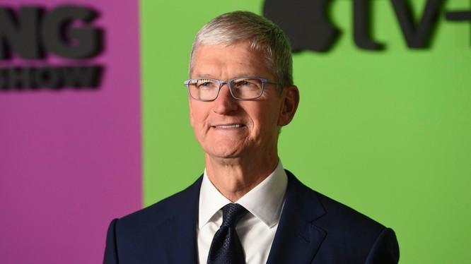 CEO Apple Tim Cook.