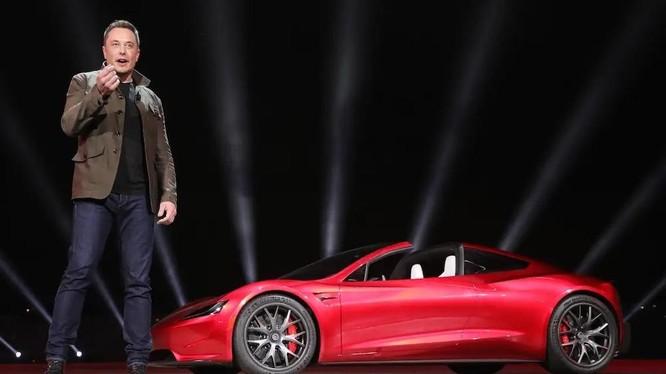 CEO hãng xe điện Tesla - tỉ phú Elon Musk. Ảnh: Apple Insider