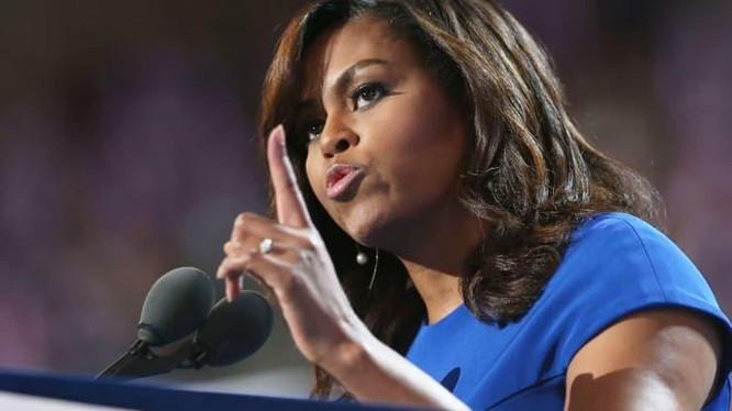Cựu đệ nhất phu nhân Hoa Kỳ Michelle Obama. Ảnh: CNBC