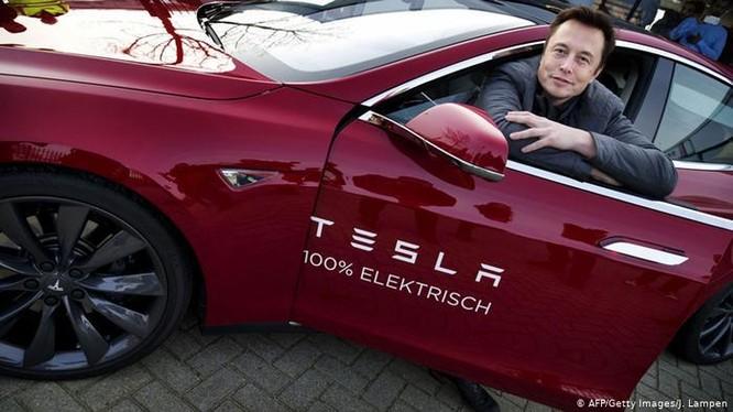 Các tin tốt liên tục đến với tỉ phú Elon Musk và hãng xe điện do ông sáng lập - Tesla. Ảnh: 247 Trading Pro