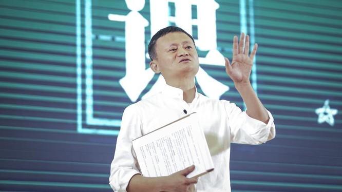 Tỉ phú Jack Ma - nhà sáng lập Alibaba