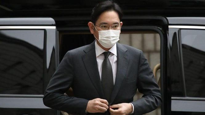 Ông Lee Jae-yong - Phó Chủ tịch Samsung cũng là lãnh đạo thực tế của tập đoàn này. Ảnh: BBC