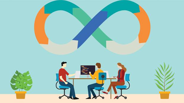 """""""Không có DevOps, không có kỹ thuật số"""" - theo một báo cáo của công ty tư vấn kinh doanh và công nghệ Everest Group. Ảnh: The Enterprisers Project"""
