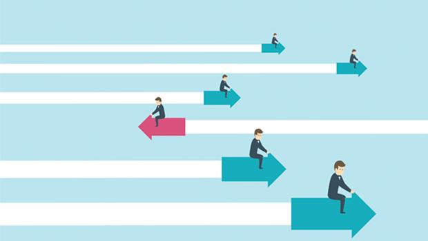 Chuyển đổi số trên thực tế không đơn giản chỉ là áp dụng các quy trình kinh doanh hiện có và vận hành chúng theo cách hiệu quả hơn. Ảnh: The Enterprisers Project