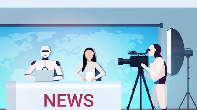 AI có thể giúp ngành báo chí tiết kiệm thời gian, tiền bạc cũng như công sức để các nhà báo có thể chuyên tâm vào việc sản xuất nội dung. Ảnh: European Journalism