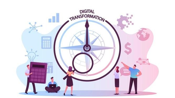 Quá trình chuyển đổi số đang diễn ra rộng rãi, với đại đa số các công ty - cả cũ và mới đều đang nỗ lực tiến hành. Ảnh: IT Pro