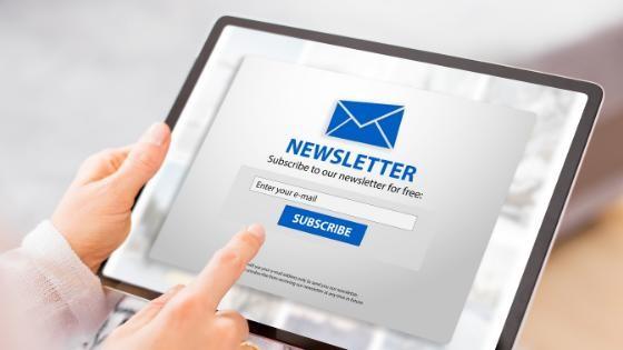 Nhiều tờ báo lớn trên khắp thế giới vẫn luôn coi các bản tin email là cách để xây dựng thói quen và thúc đẩy người đăng ký đến với họ. Ảnh: State of Digital Publishing