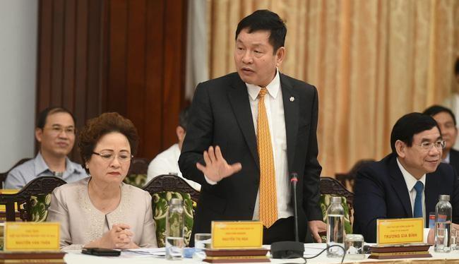 Chủ tịch FPT - ông Trương Gia Bình