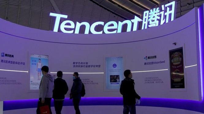 Cổ đông lớn nhất của Tencent rút bớt vốn