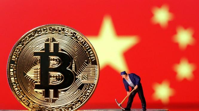 Trung Quốc ban hành lệnh cấm tiền điện tử đối với các tổ chức tài chính