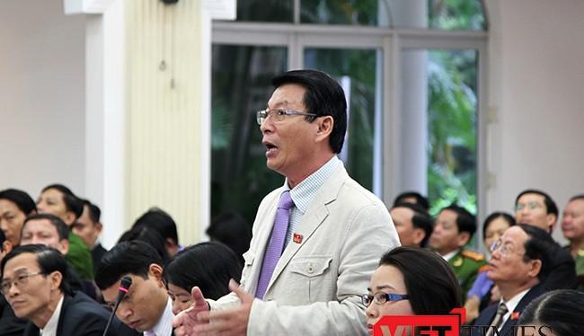 Theo ông Trần Văn Lĩnh, chủ tịch Hội nghề cá TP Đà Nẵng, tư duy nghê cá cần vượt ra khỏi boong tàu
