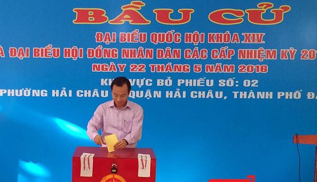 Bí thư Nguyễn Xuân Anh trúng cử HĐND nhiệm kỳ 2016-2021