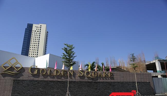 """Dự án khu phức hợp căn hộ cao cấp Golden Square, một điển hình của dự án """"siêu treo"""" ở Đà Nẵng"""