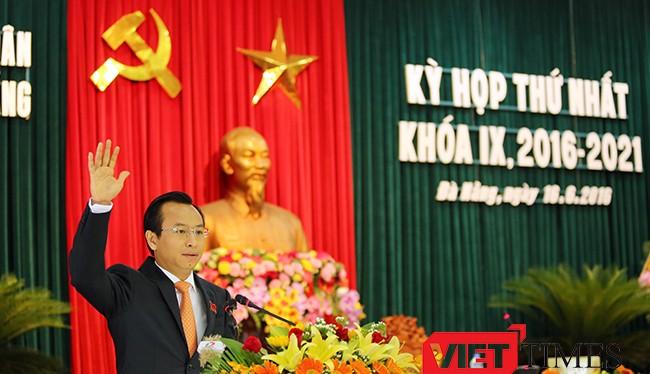 ông Nguyễn Xuân Anh, Chủ tịch HĐND TP Đà Nẵng khóa IX cương quyết mạnh tay với nạn cán bộ lạm quyền, nhũng nhiễu
