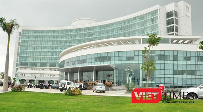 Cuối ngày 27/6, UBND TP Đà Nẵng công bố kết luận Thanh tra về những sai phạm tại Bệnh viện Ung thư Đà Nẵng có dấu hiệu phạm tội và đề nghị chuyển hồ sơ sang Cơ quan Cảnh sát điều tra để làm rõ.