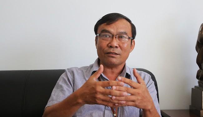 Chánh Thanh tra TP Đà Nẵng Nguyễn Bá Sơn