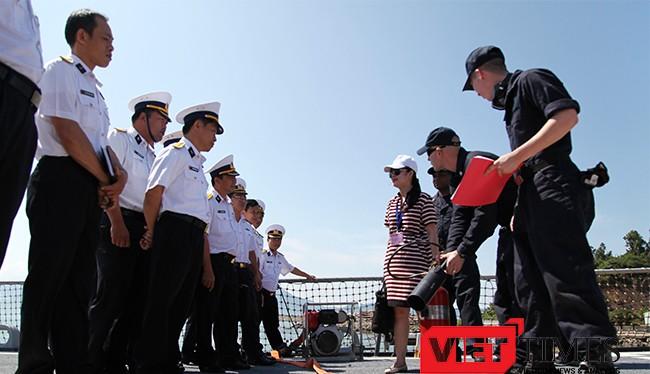Hơn 1.300 quân trong Chương trình đối tác Thái Bình Dương đến Đà Nẵng