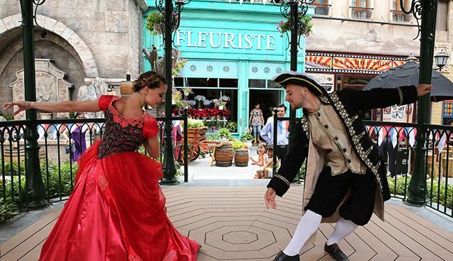 """Trải nghiệm Tuần lễ """"Một thoáng nước Pháp"""" lần đầu tiên tại Bà Nà Hills"""