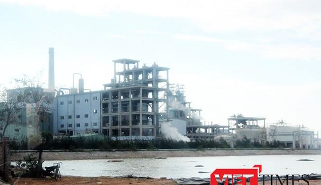 Nhà máy Sô Đa Chu Lai tại Khu kinh tế mở Chu Lai (Tam Hiệp, Núi Thành, Quảng Nam)