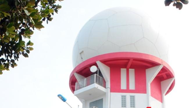 Trạm radar không lưu thứ hai trên đỉnh núi Sơn Trà (Đà Nẵng) chính thwucs đi vào hoạt động.