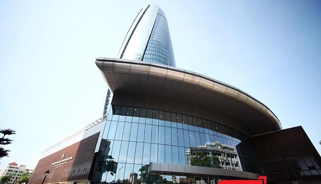 """Tòa nhà Trung tâm hành chính TP Đà Nẵng với cú """"cảm nhận"""" trị giá hơn 2.300 tỷ đồng"""