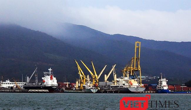Khi hoàn thành, cảng Liên Chiểu sẽ thay thế cho cảng Tiên Sa trở thành cảng biển hàng hóa có quy mô lớn