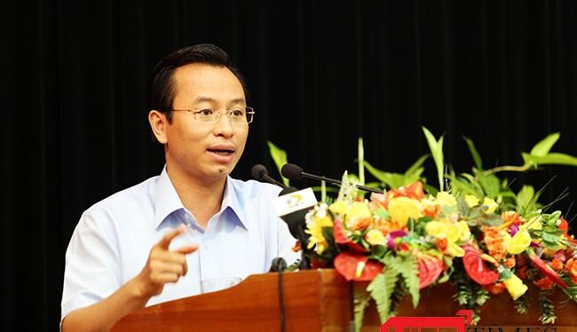 Ông Nguyễn Xuân Anh, Bí thư Thành ủy, Chủ tịch HĐND TP Đà Nẵng