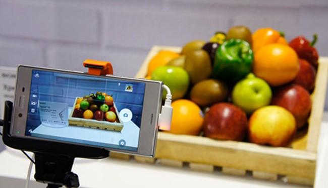 Xperia XZ là mẫu smartphone cao cấp của Sony trong năm 2016 với camera nhiều chế độ chụp ảnh