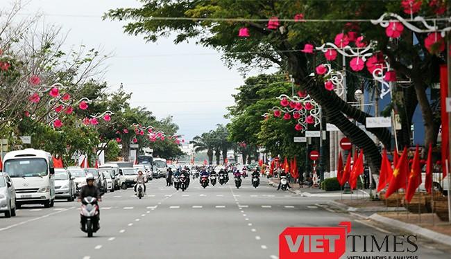 Để đảm bảo cho sự kiện Tuần lễ cao cấp APEC 2017 diễn ra thành công, UBND TP Đà Nẵng đã huy động nhiều nguồn vốn, đầu tư hàng trăm tỷ cho các dự án cải tạo, chỉnh trang đô thị với kinh phí hàng trăm tỷ đồng.