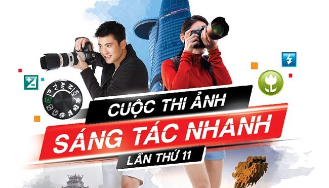 Cuộc thi Canon Marathon lần đầu tiên được tổ chức ở Đà Nẵng sẽ diễn ra tại Cung thể thao Tiên Sơn vào ngày 22/10 tới