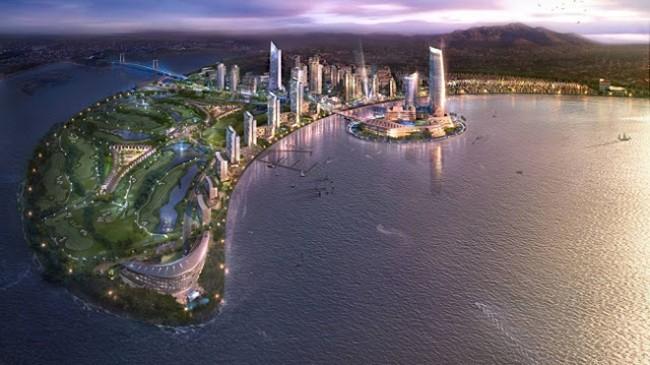 Khu đô thị The Sunrise Bay Novaland Đa Phước Đà Nẵng được Novaland mua lại từ Tập đoàn Daewon