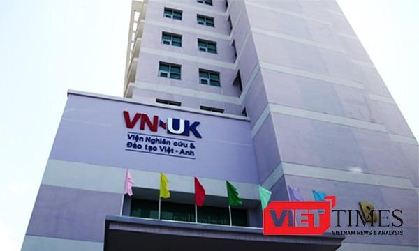 Đà Nẵng sẽ xúc tiến thành lập Trường Đại học Việt-Anh trên nền tảng của Viện Nghiên cứu và Đào tạo Việt-Anh