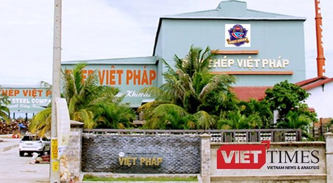 Nhà máy thép Việt Pháp