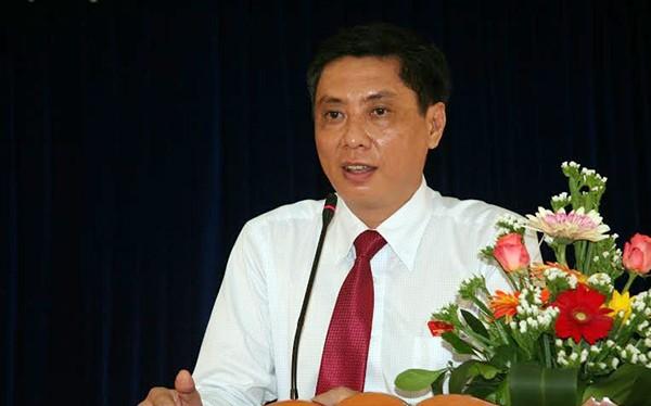 Ông Lê Đức Vinh - Chủ tịch Ủy ban Nhân dân tỉnh Khánh Hòa