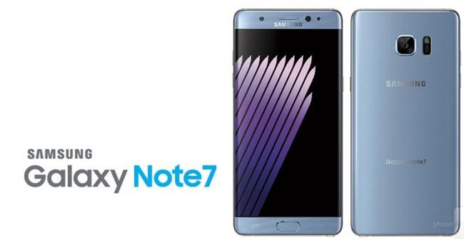 Với số lượng bán ra 12.633 chiếc Note 7, Samsung phải tiêu tốn số tiền lên tới 240 tỷ đồng của vụ triệu hồi.