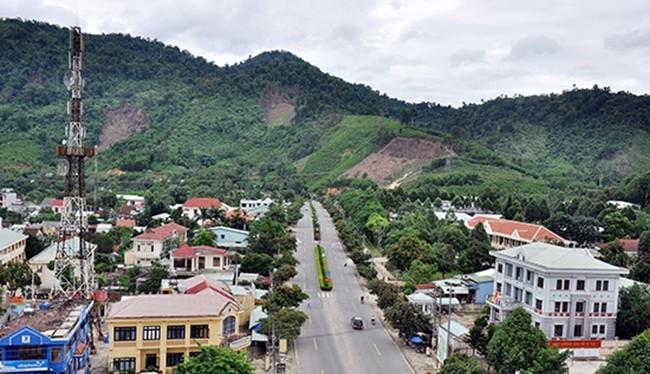 Vào khoảng 22h42 tối 24/10, một trận động đất có độ lớn 2,9 độ richter xảy ra tại khu vực huyện Phước Sơn, tỉnh Quảng Nam.