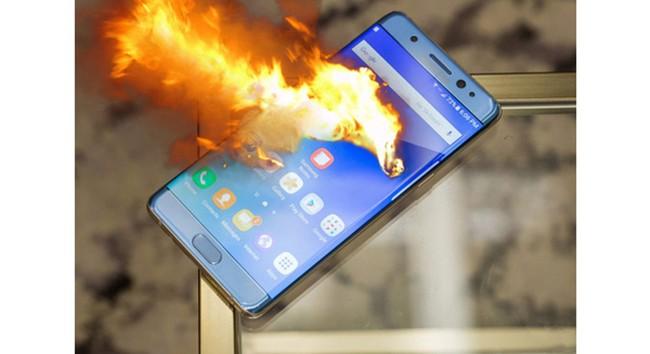 Lợi nhuận mảng di động của Samsung sụt giảm tới 98% vì Note 7