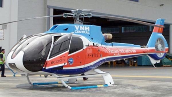 Số tiền bồi thường cho riêng máy bay trực thăng bị tai nạn tại Vũng Tàu ngày 18/10 vừa qua là 3,5 triệu USD.