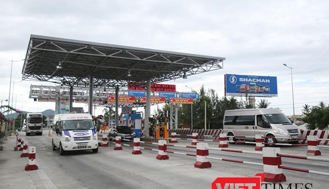 Tổng cục Đường bộ Việt Nam đang soạn thảo quy chế phối hợp xử phạt xe quá tải qua hệ thống kiểm tra tải trọng được tích hợp tại các trạm thu phí BOT