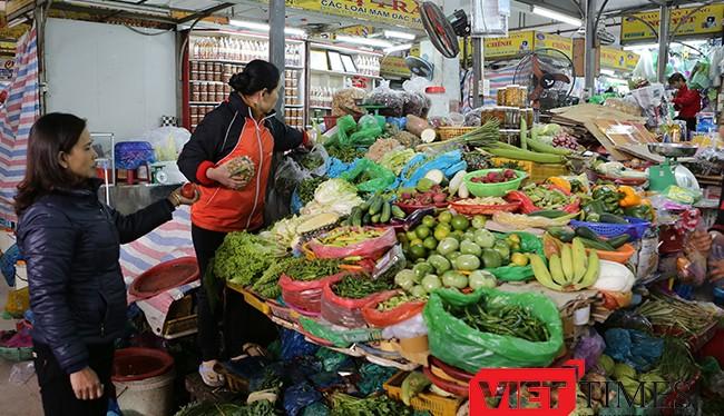 Đà Nẵng sẽ có xe chuyên dụng test nhanh an toàn thực phẩm