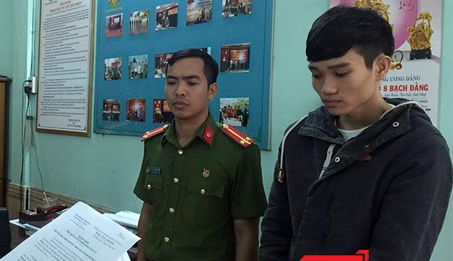 Cơ quan Cảnh sát điều tra Công an TP Đà Nẵng tống đạt quyết định khởi tố vụ án, khởi tố bị can, bắt tạm giam đối với Nguyễn Hùng Dương