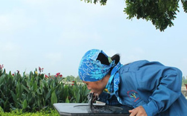 Đà Nẵng sẽ có vòi nước uống công cộng tại các điểm du lịch
