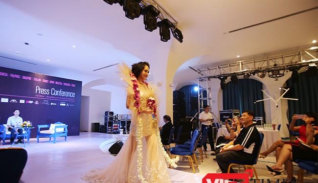 """Chương trình trình diễn """"Hoa Nghệ Thuật Quốc Tế Đà Nẵng 2016"""" lần đầu tiên được tổ chức tại Đà Nẵng"""
